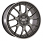 Preview: BBS CH RII platinum schwarz grau side