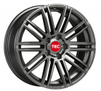 TEC Speedwheels AS3 gunmetal